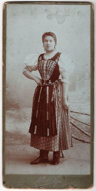 Magyar nő - Hungarian woman Debrecen
