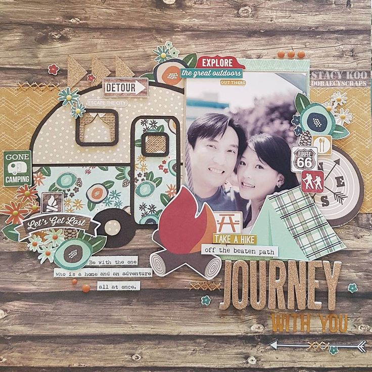 """121 Likes, 8 Comments - Stacy Koo (@doraecyscraps) on Instagram: """"