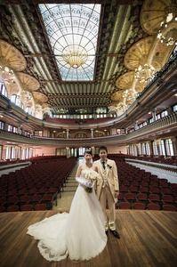 スペインも素敵な教会がたくさん◎教会での結婚式おしゃれまとめ♡ウェディング・ブライダルの参考に♡