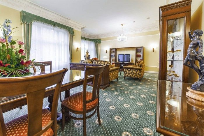 Carlsbad Plaza -  Prezidental Suite #karlovyvary