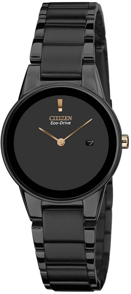 GA1055-57F - Authorized Citizen watch dealer - LADIES Citizen AXIOM, Citizen watch, Citizen watches