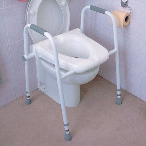 Bathroom chair for elderly india new folding handicapped for Bathroom accessories for elderly in india
