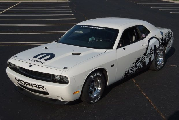2011 Challenger Drag Pak with a 8.4 L Viper V10