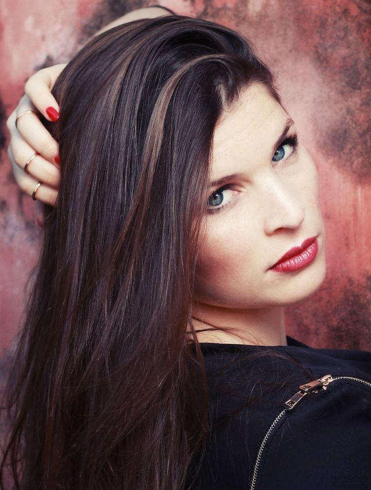Makeup & Hair | Cati Gonçalves Photography | Pedro Rebelo Model | Inês Vasconcellos