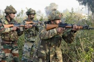 "Pakistan Rangers on Tuesday violated the ceasefire agreement by firing at a Border Security Force (BSF) border outpost in Samba district of Jammu region, a senior police officer said. ""Pakistan Rangers violated the ceasefire by firing at the Regal border outpost of the BSF on the international border in Samba district today,"" the police officer told IANS here. ""They used...  Read More"