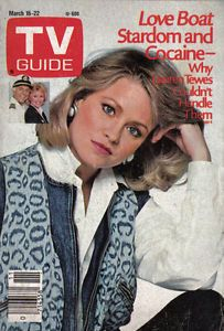 TV Guide cover Lauren Tewes