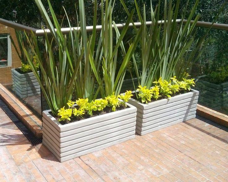 Matera 01 mc 903535a planta exterior linos en tumatera for Macetas decorativas para exteriores