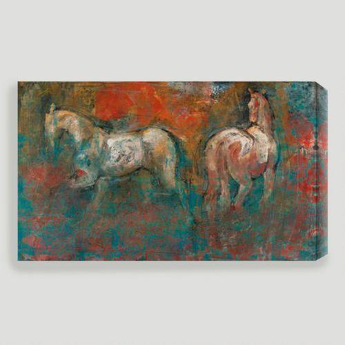 Paddock I By Maeve Harris World MarketRoom ArtFarmhouse