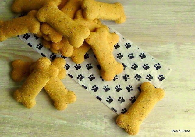 Pan di Pane: Ricetta Biscotti per cani con Pasta Madre o Esuber...