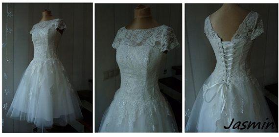 JASMINA Prom dress wedding dress Tulle by AtelierArtistia on Etsy