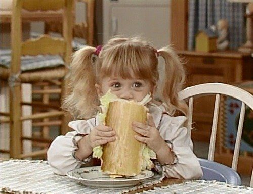 8 Important Things We Learned About Food from Michelle Tanner