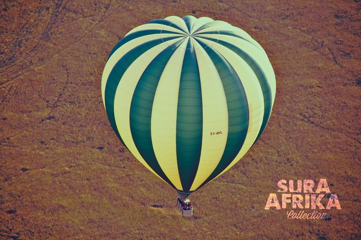 You can have an unforgettable experience watching the African wildlife flying on a hot air balloon, feel the freedom of watching all the nature with an exclusive view only with Sura Afrika Safari Camps. Depending on the day's flight path, you may also drift along one of the rivers and see hippos and crocodiles.  #SuraAfrika luxury travels everywhere. #luxurysafaricamps #luxurytravels #Safaris #Africa #love #experience #BalloonSafaris