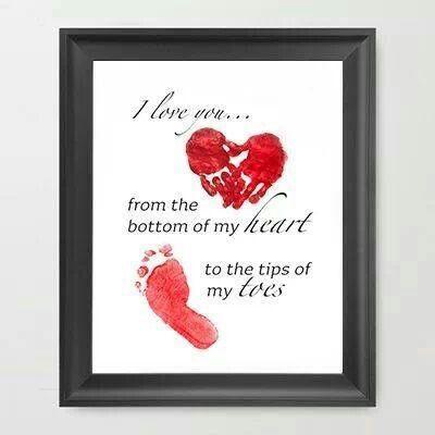 Daddy's Valentine!