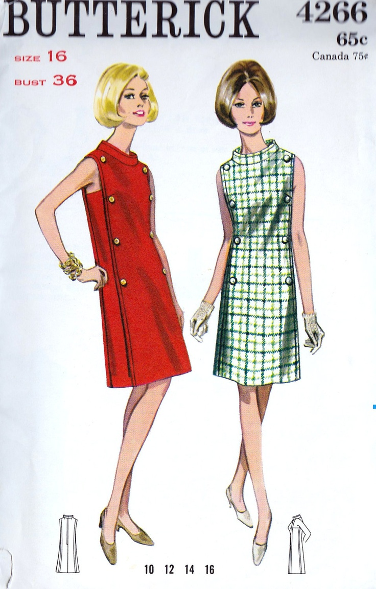 Clothes patterns for women