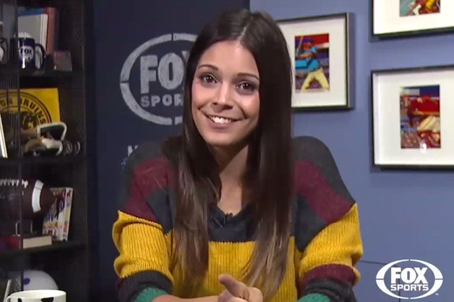 Katie Nolan on the NFL Scandal - A Fox Sports Anchorwoman Just Called Fox Out for Sexism