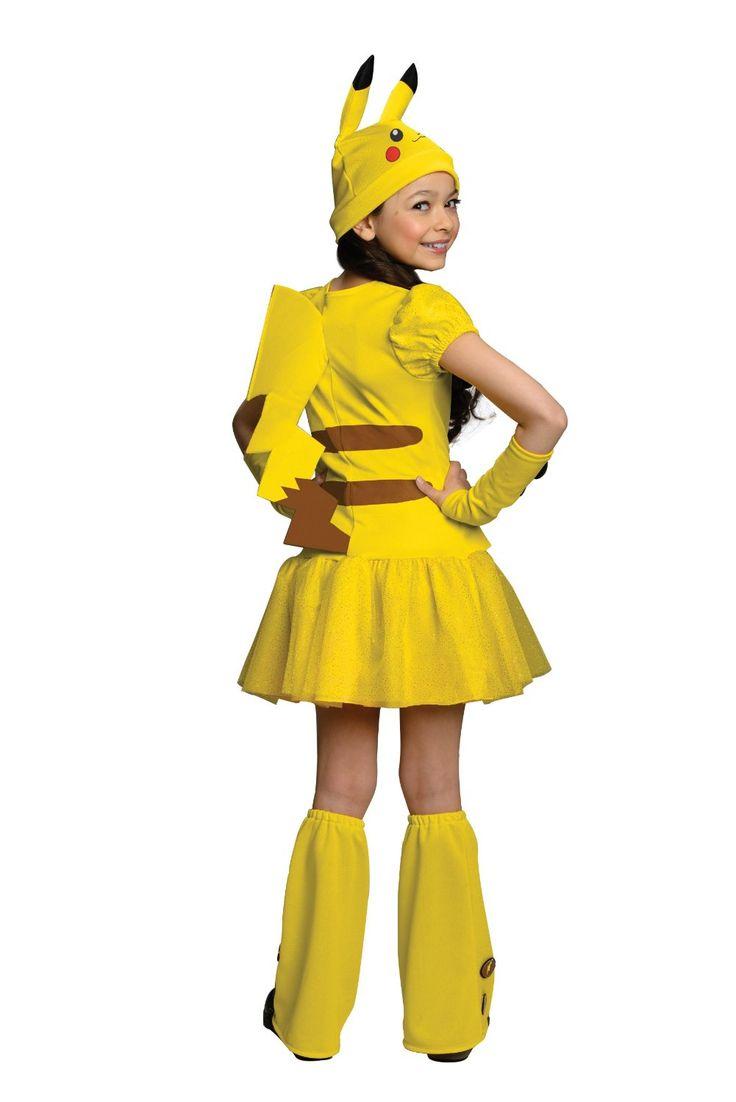 pikachu costume kids - Google Search