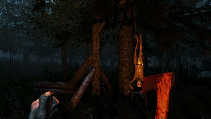 The Forest - Survival Horror. PC Game. #Survival #TheForest #PC #PCGame #Games #SurvivalHorror #Terror #Action #zombies