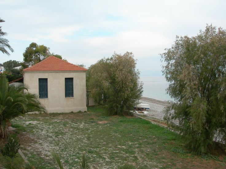 The old school of Sykia.