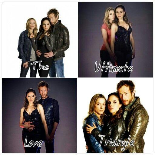 Bo and Lauren Make Love | Bo, Dyson, and Lauren