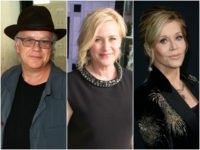 Jane Fonda, Judd Apatow, and Patricia Arquette are among the …Goooo to another country!!!