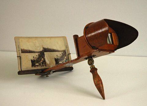 Charles wheatstone invented the mirror stereoscope 1838 for Who invented the mirror