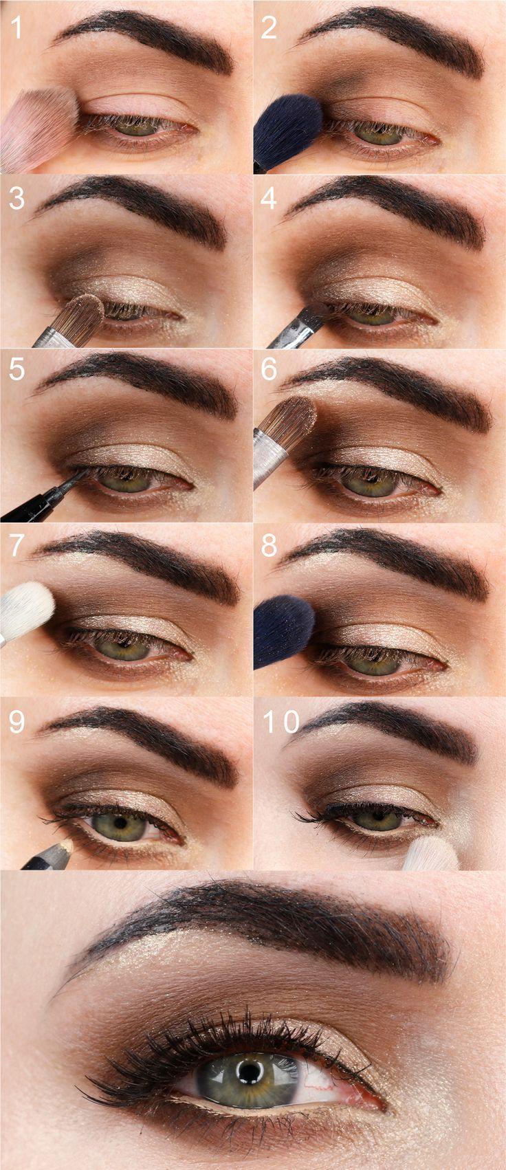 25+ Trending Everyday Makeup Tutorials Ideas On Pinterest