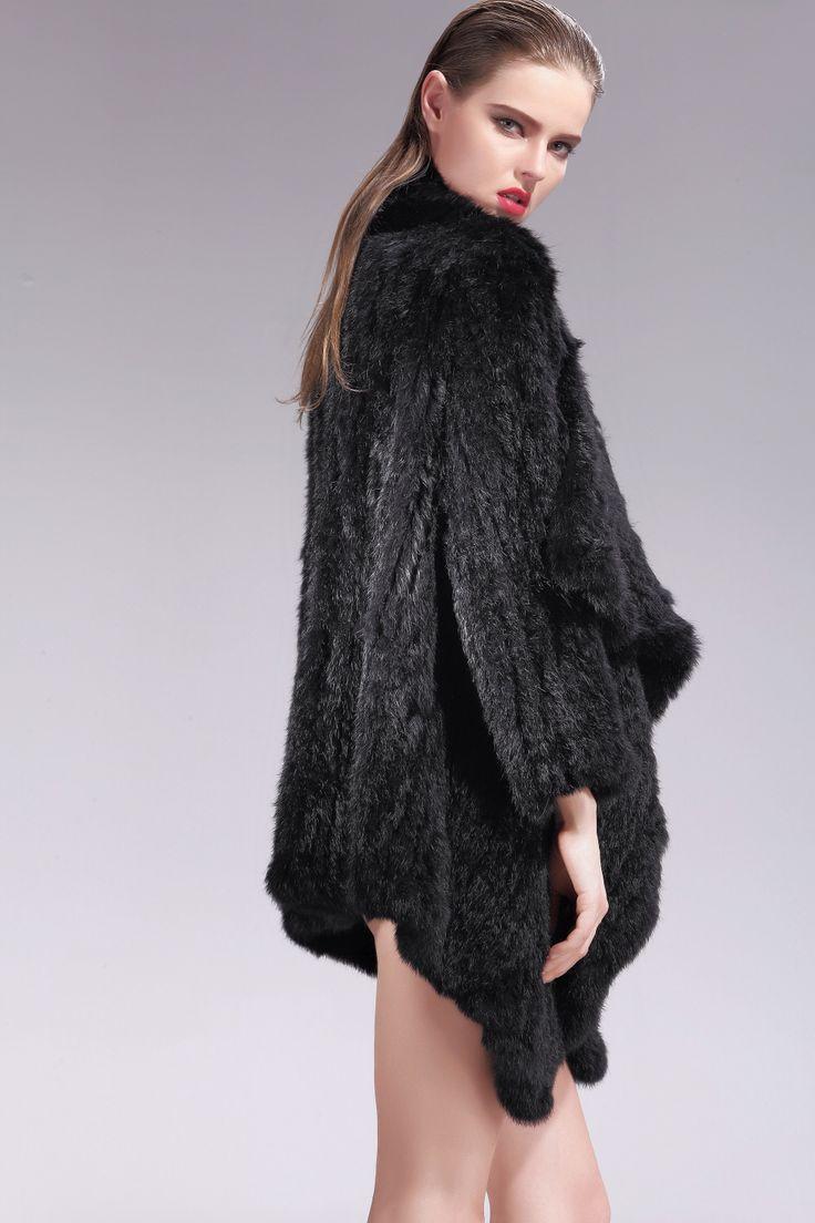 Gorgeous Rabbit Coat
