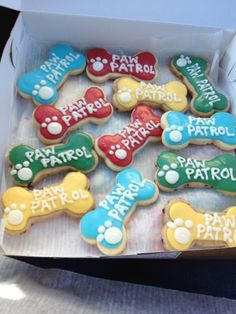 Paw Patrol Birthday Party Ideas on Pinterest