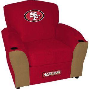 49ers Furniture Amazon Com San Francisco 49ers