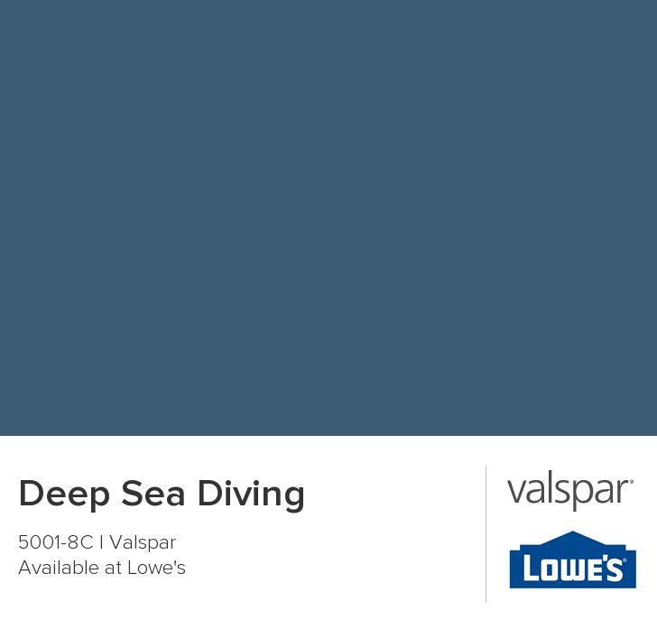 Deep Sea Diving from Valspar