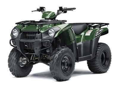 New 2017 Kawasaki Brute Force 300 ATVs For Sale in Tennessee. THE KAWASAKI DIFFERENCETHE BRUTE FORCE® 300 ATV IS PERFECT FOR RIDERS 16 AND OLDER SEARCHING FOR A SPORTY AND VERSATILE ATV, PACKED WITH POPULAR FEATURES, FOR A LOW PRICE MAKING IT A GREAT VALUE.Strong 271cc liquid-cooled, 4-stroke engine with electric startUltra-smooth automatic Continuously Variable Transmission (CVT) has HI/LO ranges and reverseRugged and powerful front and rear disc brakesConvenient front and rear cargo racks…
