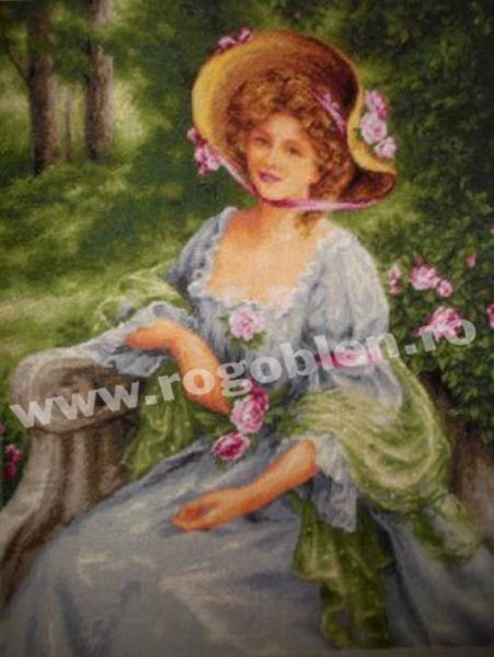 Cod produs 1.56 Rose Mary Culori: 39 Dimensiune: 25 x 33cm Pret: 99.70 lei