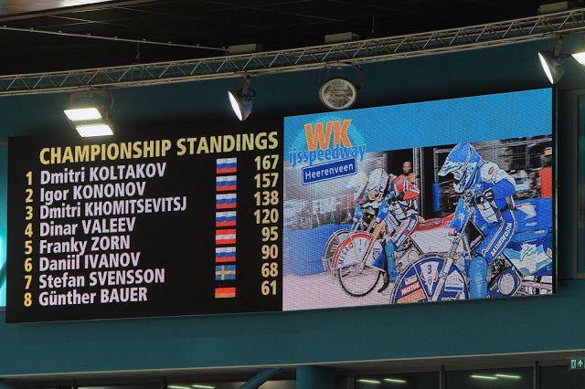 2017 FIM Ice Speedway Gladiators WC Final