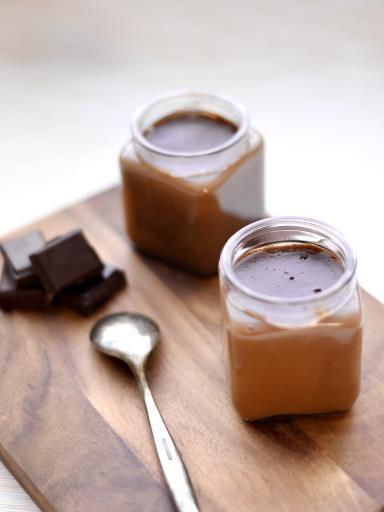 Crème dessert facile au chocolat