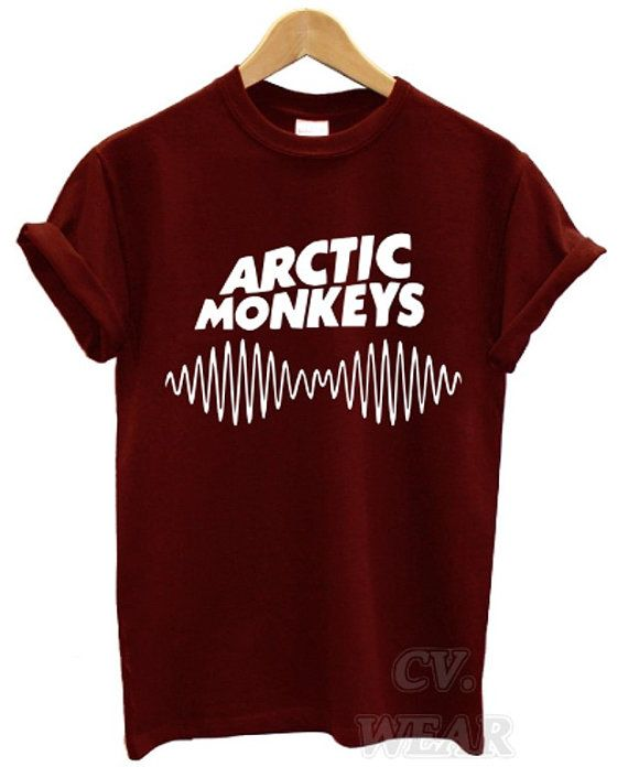 Hey, I found this really awesome Etsy listing at https://www.etsy.com/listing/200813817/arctic-monkeys-t-shirt-soundwave-am