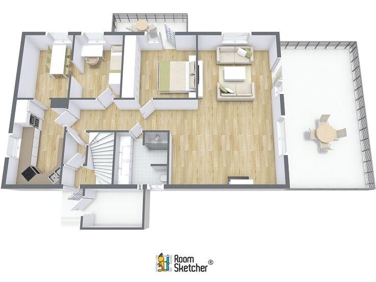 196 best real estate floor plans images on pinterest for How to create floor plans for real estate