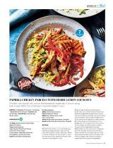 Paprika Chicken Parcels BBQ Recipe. Readly - Weight Watchers Magazine - 2016-07-06 : Page 75.