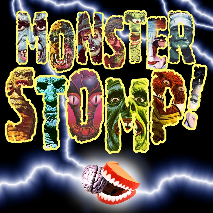'Monster Stomp' Vol 1 - self-explanatory compilation.