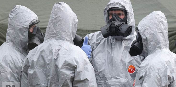 The UK is pointing the finger at Russia for the nerve agent attack on a former spy. How should the government react?