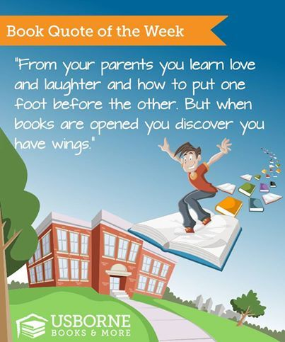 quote of the week louise loves books usborne books and