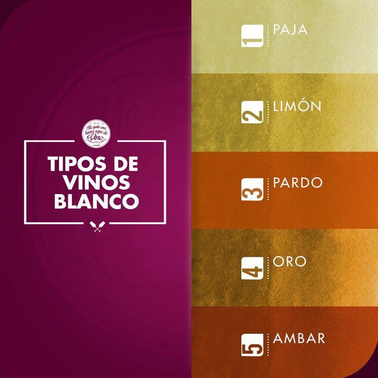 ¿Vino blanco? Sí! El vino tiene sus tonos y aquí se los ponemos! #WineLovers!