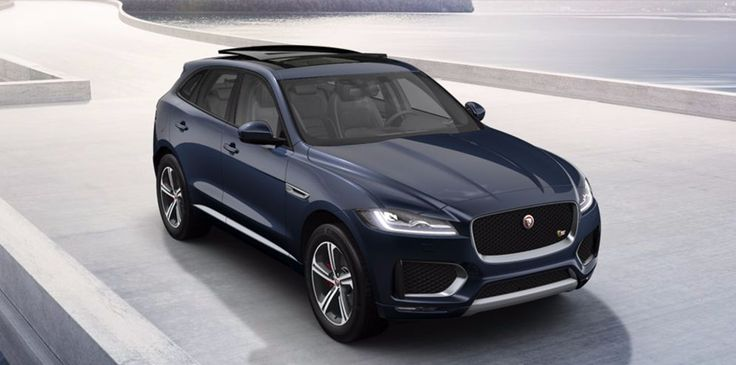 F-PACE S 3.0 V6 S/C 380PS