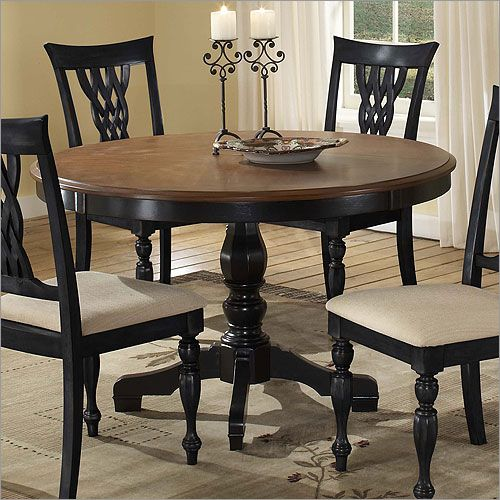 refinished dining room tables | Oak Dining Table