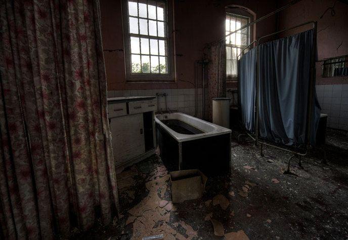 Asiles abandonnés effrayants