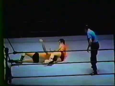 Harley Race vs. Terry Funk(NWA19770206)