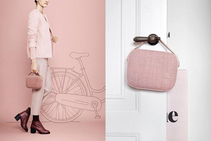 Helsinki – L'enceinte nomade haute-couture par VIFA / Best in Design 2015 / Yookô