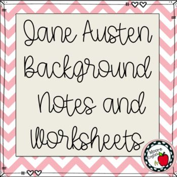 As with most writers, Jane Austen\u0027s work is a reflection of her