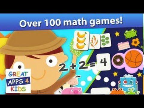 Animal Math Games for Kids | Math Game App for Kids