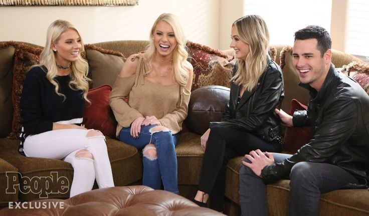 FIRST LOOK: Guess Who's Guest-Starring on Bachelor Twins Emily and Haley Ferguson's Spin-Off!