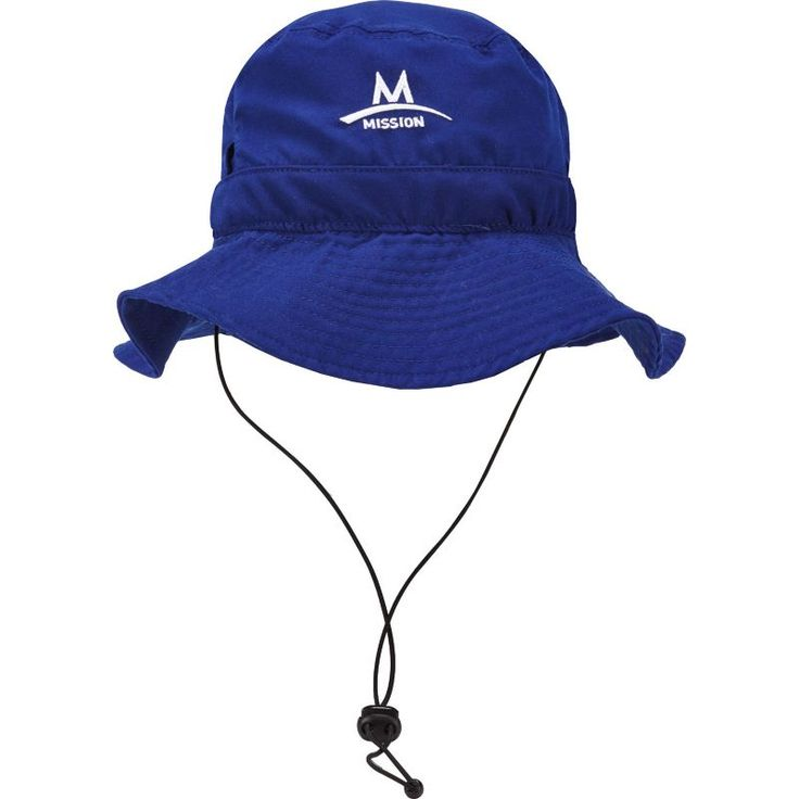 Mission Enduracool Cooling Bucket Hat, Blue